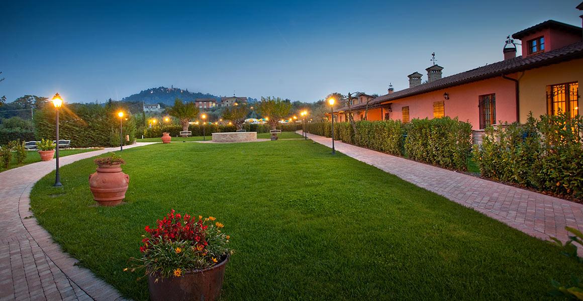Agriturismo Fano Valle Del Metauro Country House Vicino Al